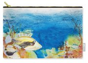 Hawaiian Triggerfish Carry-all Pouch