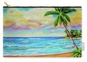 Hawaiian Tropical Beach #408 Carry-all Pouch