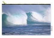 Hawaiian Winter Waves Carry-all Pouch