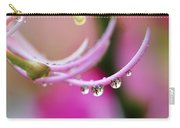 Hawaiin Rain Drops Carry-all Pouch