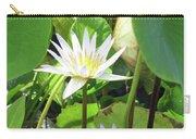 Hawiian Water Lily 01 - Kauai, Hawaii Carry-all Pouch