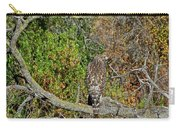 Hawk In Hiding Carry-all Pouch