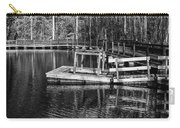 Hawk Island Michigan Dock  Carry-all Pouch