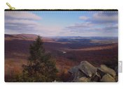 Hawk Mountain Sanctuary Carry-all Pouch by David Dehner