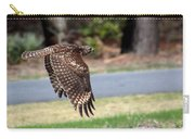 Hawk On The Fly Carry-all Pouch