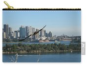 Hawk Over Sydney Harbour Carry-all Pouch