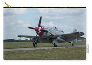 Hawker Sea Fury Fb-11 Airplane 4 Carry-all Pouch