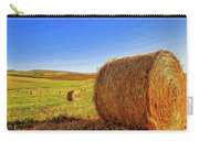 Hay Bales Carry-all Pouch by Dominic Piperata