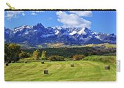 Hay With A View Carry-all Pouch