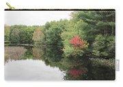 Haybrook Maine Foliage 6 Carry-all Pouch