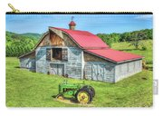 Hayesville Barn And Tractor Carry-all Pouch