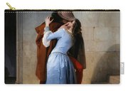 Hayez, The Kiss Carry-all Pouch