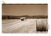 Hayfield Carry-all Pouch