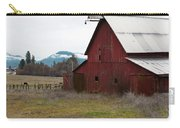 Hayfork Red Barn Carry-all Pouch