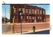 Hays, Kansas - 12th Street Carry-all Pouch