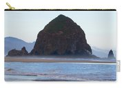 Haystack At Cannon Beach In June Carry-all Pouch