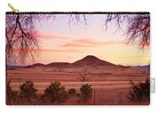 Haystack Mountain - Boulder County Colorado -  Sunset Evening Carry-all Pouch