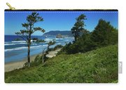 Haystack Rock Landscape Carry-all Pouch