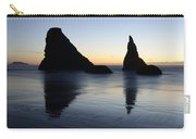 Haystack Rocks Carry-all Pouch