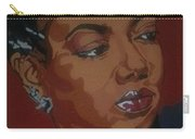 Hazel Scott Carry-all Pouch