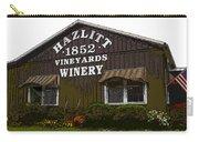 Hazlitt Winery 1852 Carry-all Pouch
