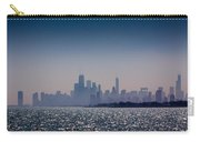 Hazy Chicago Carry-all Pouch