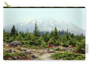 Hazy Mt. St. Helens Carry-all Pouch