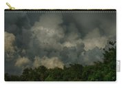 Hdr Clouds Carry-all Pouch