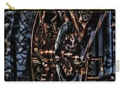 Hdr Liberty Bike Copper Ny Carry-all Pouch