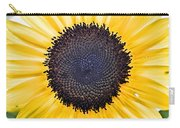 Hdr Sunflower Carry-all Pouch