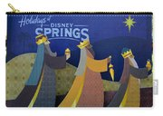 Three Wise Men Disney Springs Carry-all Pouch