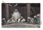 He Appeared To The Eleven Carry-all Pouch by Tissot