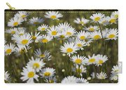 He Loves Me Daisies Carry-all Pouch