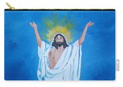 He Walked On Water Carry-all Pouch