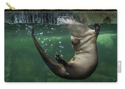 Head Above Water Carry-all Pouch