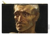 Head Of A Shipwrecked Man  Carry-all Pouch