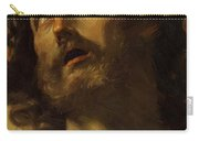Head Of Christ Crowned With Thorns 1620 Carry-all Pouch