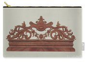 Headboard Carry-all Pouch