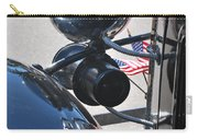 Headlamp And Flags Carry-all Pouch