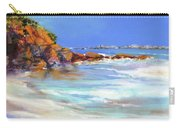 Headland At Lowtide.. Carry-all Pouch