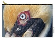 Headshot Brown Pelican Carry-all Pouch