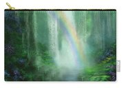 Healing Grotto Carry-all Pouch by Carol Cavalaris