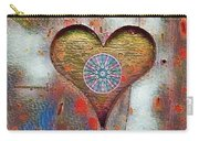 Healing The Heart Carry-all Pouch