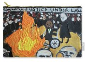 Hear No Evil See No Evil Judicial Abuse Carry-all Pouch