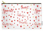 Heart Jp08 Carry-all Pouch