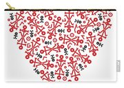 Heart Icon Carry-all Pouch