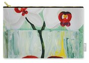 Heart In Bloom Carry-all Pouch