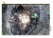 Heart Of A Tree  Carry-all Pouch