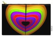 Heart Of Ochre Carry-all Pouch