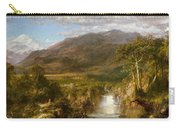 Heart Of The Andes Carry-all Pouch